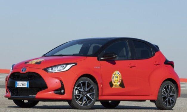 Toyota Yaris Car of the Year!
