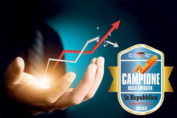 campione della crescita 2022